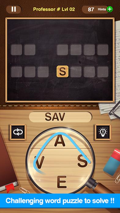 Word-stine: Brain Soup Games + screenshot three