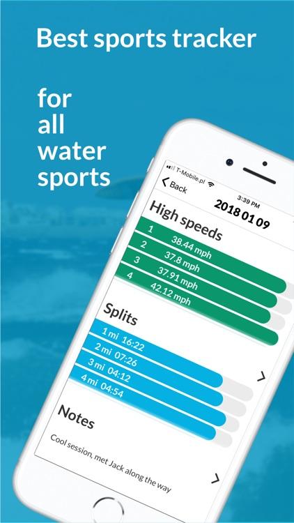 Watersports Tracker Whitewater screenshot-7