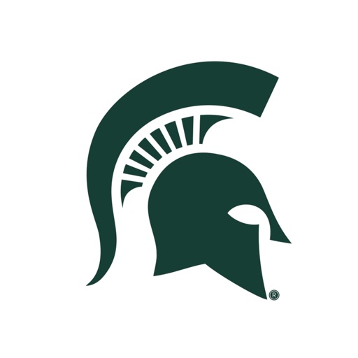 Michigan St. Spartans Stickers PLUS for iMessage