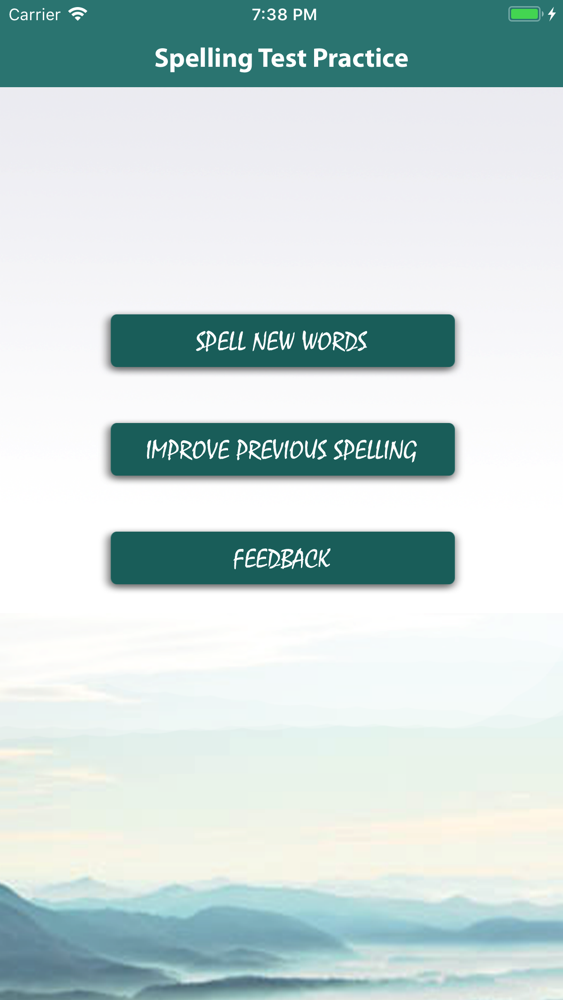 Literacy Spelling Practice App for iPhone - Free Download