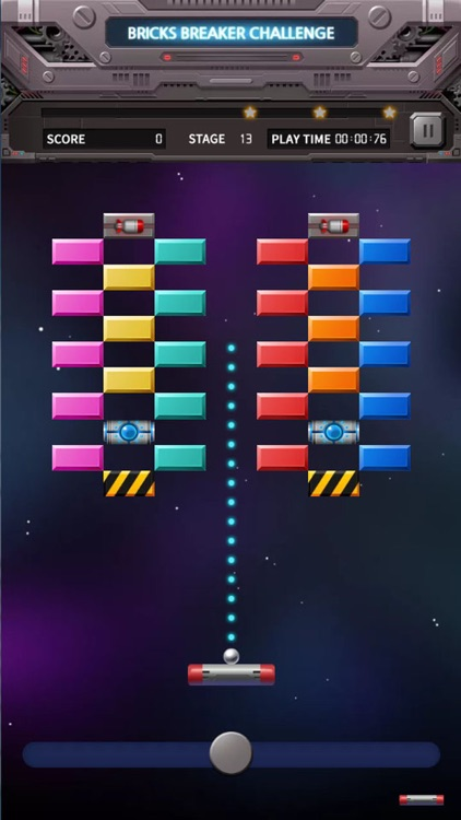 Bricks Breaker Challenge screenshot-0