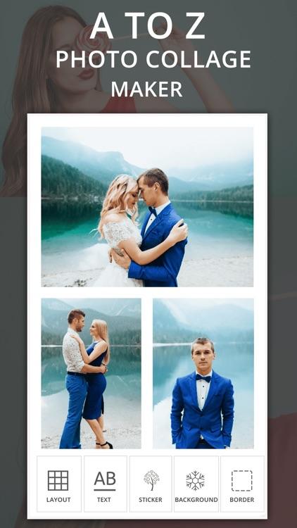 Photo & Grid Collage Maker