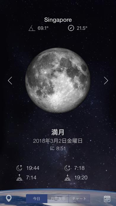 月のカレンダー+グラフ ScreenShot0