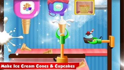 Ice Cream Cone Cupcake Factory screenshot three