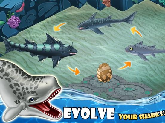 SHARK WORLD -water battle game-ipad-4