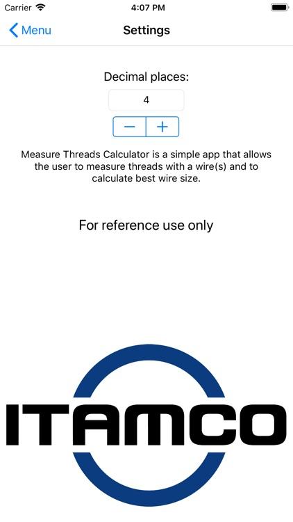 Measure Threads screenshot-3