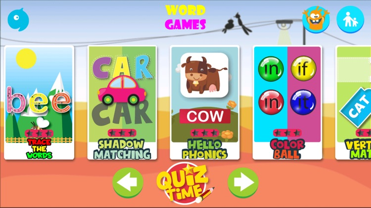 Learn English Games for Kids