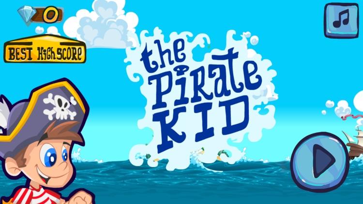 Pirate Kid Lite screenshot-0