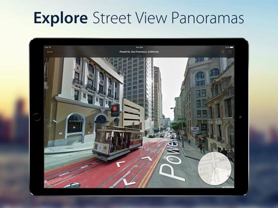 Streets App Screenshots