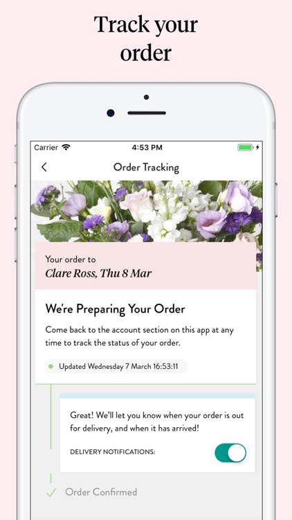 Flowers & Gifts - Bloom & Wild screenshot-6