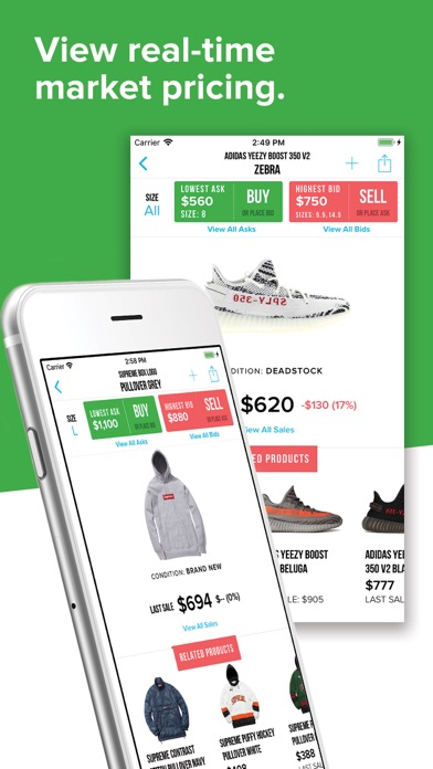 download StockX - Buy & Sell Authentic apps 3