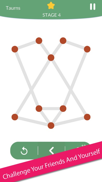 One 1 Line Only Puzzle