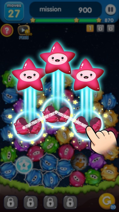 Star Link-Pokki Pop screenshot 5