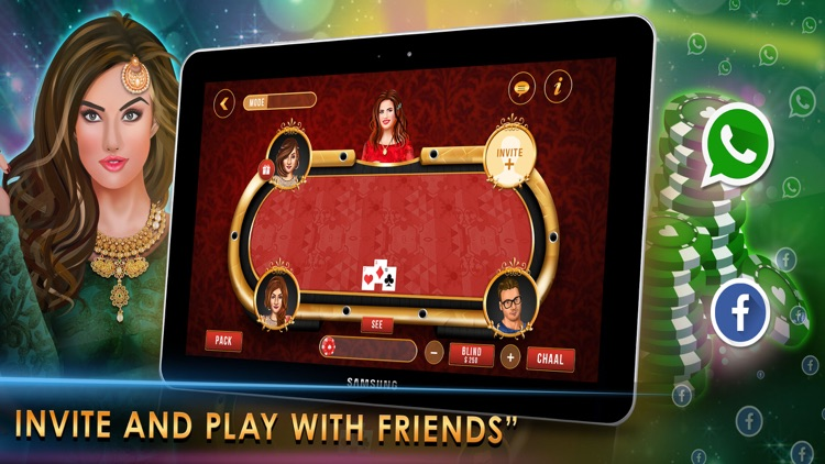 Teen Patti Gold Rush -  Poker screenshot-5