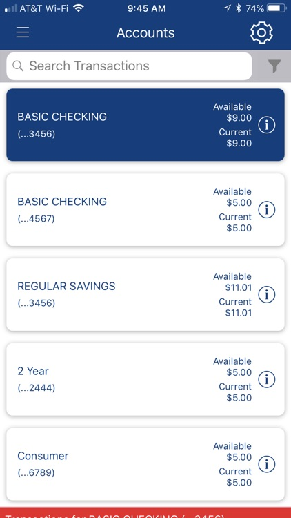 County Bank BIZ screenshot-4