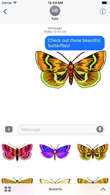 Butterfly Stickers: A Beauty Of Nature