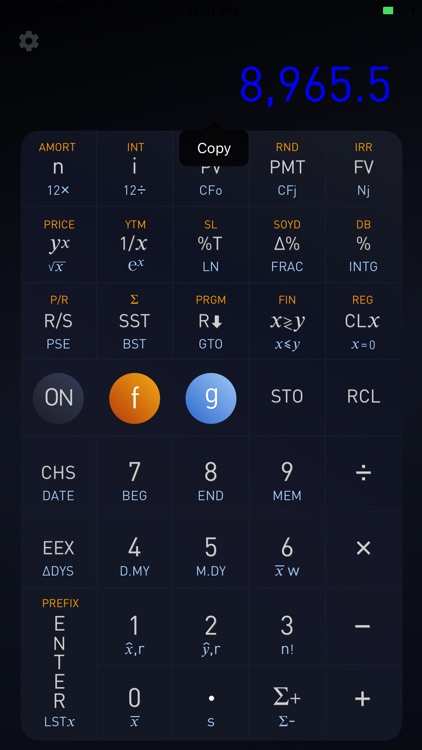 Vicinno Financial Calculator screenshot-8