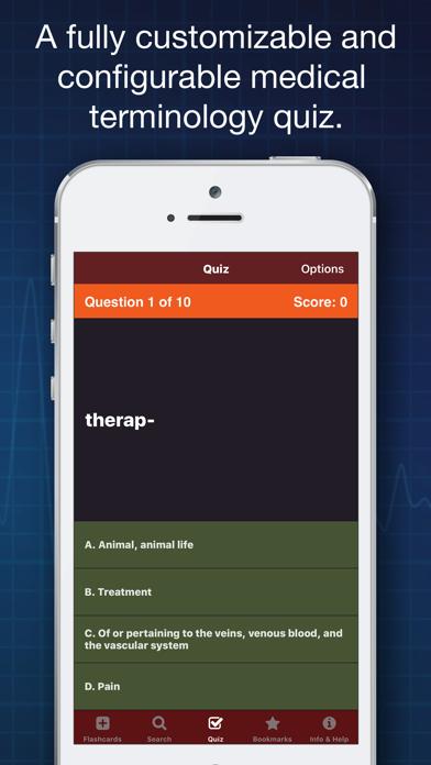 Medical Prefixes Suffixes review screenshots