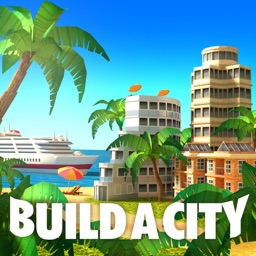 Paradise City Island Sim - Tropical City Building
