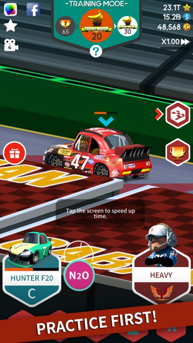 Pit Stop Racing : Manager free Coins hack