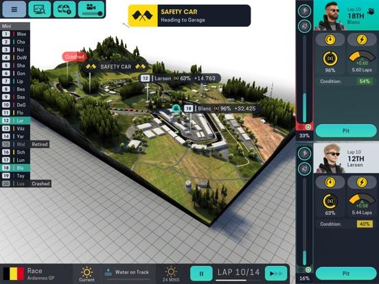 Motorsport Manager Mobile 3 screenshot 11