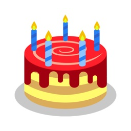 Birthday Stickers & Birthday Wishes - iMessage