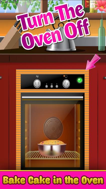 Cake Baker screenshot-4