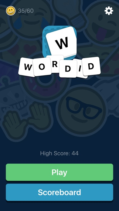 Wordid - Word Game Screenshots