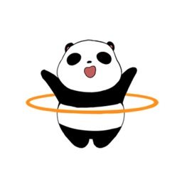 Active Panda Animated