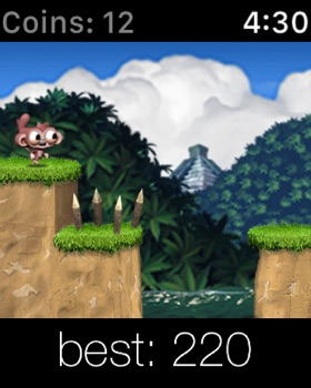 Dare the Monkey: Go Bananas! screenshot 10