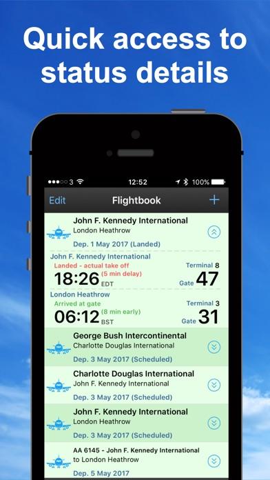 飛行追踪器和雷達 Flight Tracker Lite屏幕截圖4