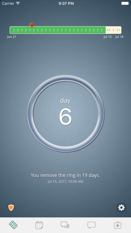Birth Control Reminder myPill® screenshot-4