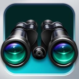 Binoculars Zoom Camera Pro