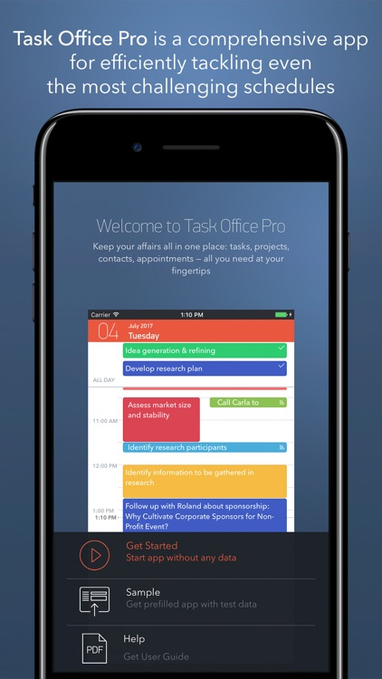 Task Office – to do list & GTD
