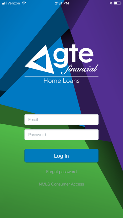 GTE Home Loans screenshot one