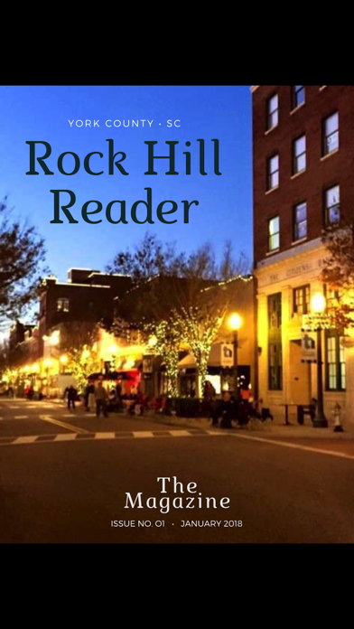 Rock Hill Reader screenshot 1