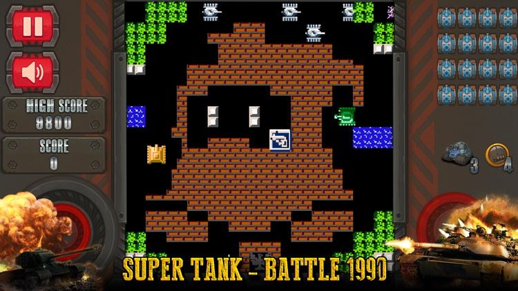 Super Tank - Battle 1990 screenshot-4