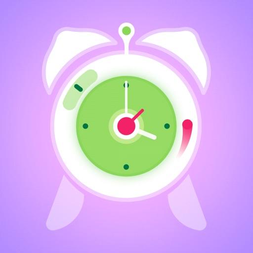 Time Survival - Clock icon
