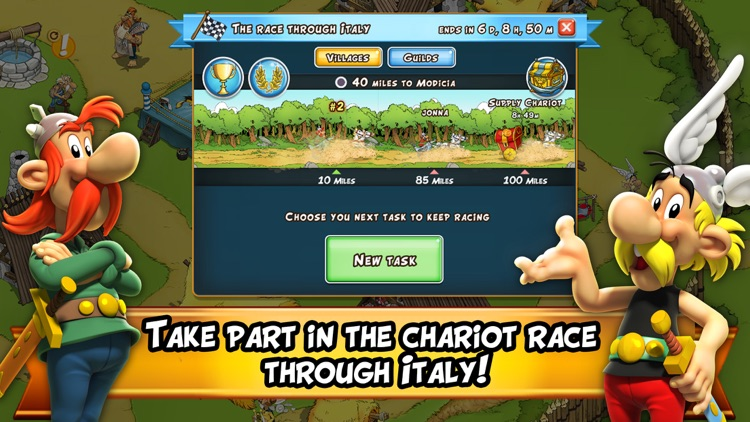 Asterix and Friends screenshot-6