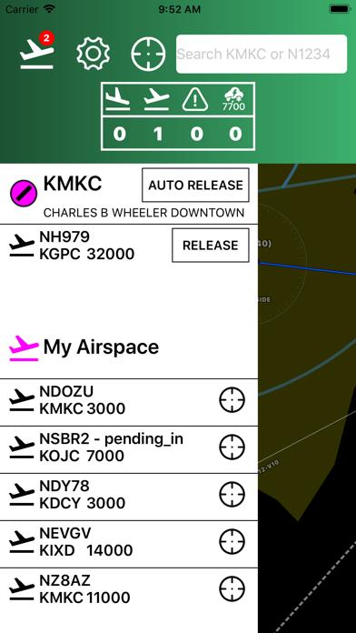 ATCRadar screenshot four