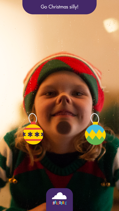 Ibbleobble Christmas Stickers screenshot one