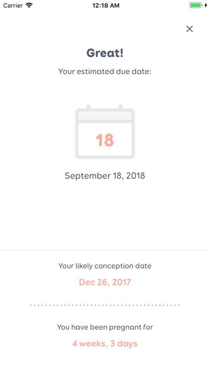 Due Date Calculator X