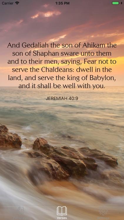 Daily Bible Verses Devotional screenshot-7