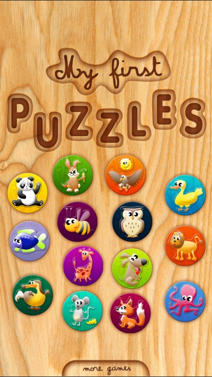 My First Puzzles (lite)