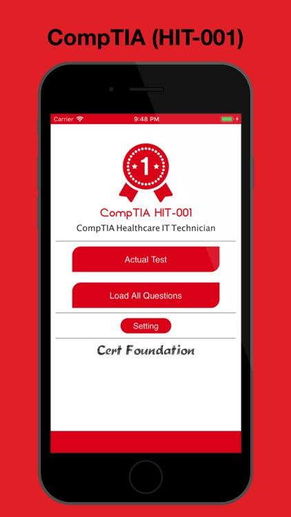 CompTIA HIT-001 Test Prep