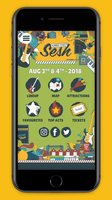 Humber Street Sesh 2018 screenshot one