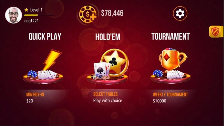 Miiny Poker Texas Holdem