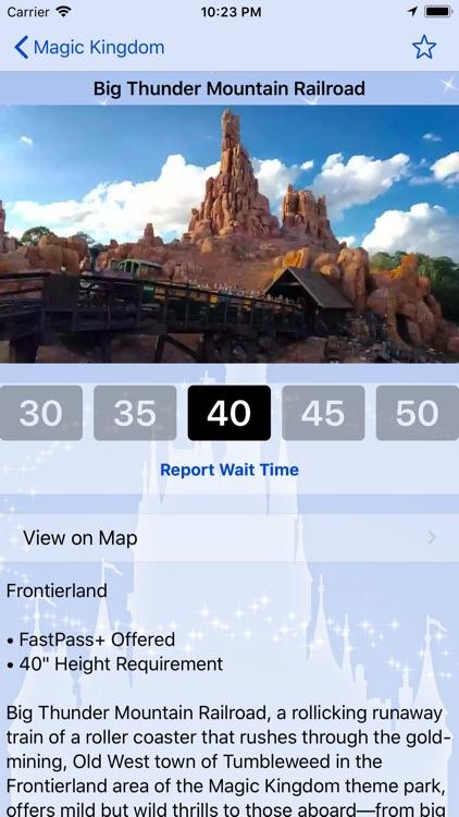Magic Guide to Disney World screenshot-5