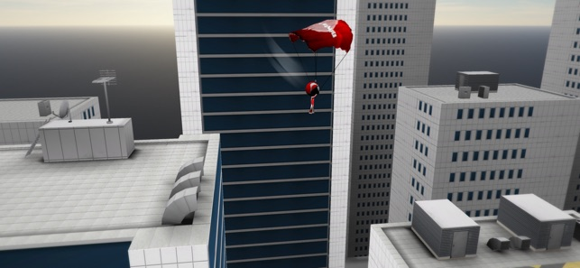 Stickman Base Jumper 2 Screenshot