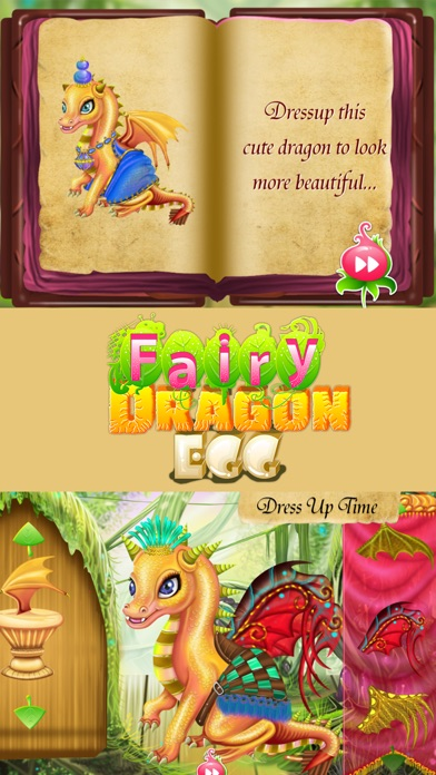Fairy Dragon Egg Screenshot